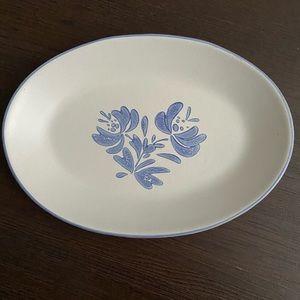 Yorktowne pattern platter